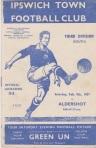 ITFC programme 1957